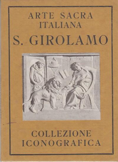 S. girolamo - Lorenzetti C. (introduzione Di)