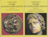 STORIE DI ALESSANDRO MAGNO VOLUME I: LIBRI III-V VOLUME II: VI-X