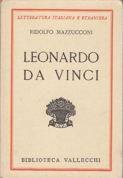 Leoardo da vinci - Mazzucconi Ridolfo