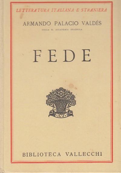 Fede - Palacio Valdes Armando