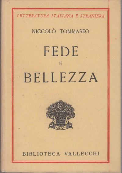 Fede e bellezza - Tommaseo Niccol