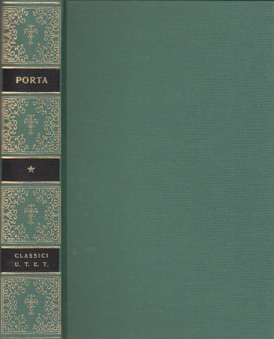 Poesie - Porta Carlo