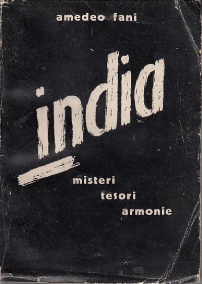 India misteri tesori armonie - Fani Amedeo