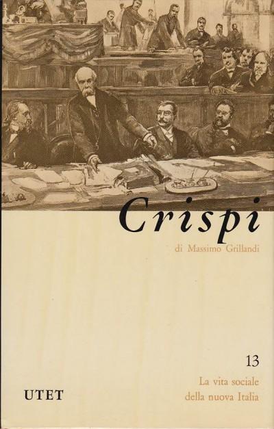 Francesco crispi - Grillandi Massimo