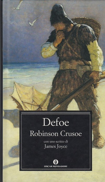 Robinson crusoe - Defoe