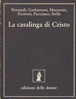 LA CASALINGA DI CRISTO