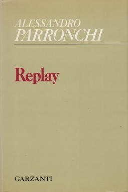 REPLAY (1970-1977). L'ESTATE A PEZZI (1979)