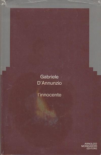 L'innocente - D'annuzio Gabriele