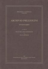 Archivio Prezzolini. Inventario