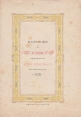 Per le nozze bene auspicate di Giuseppe de' Marchesi Cavriani colla principessa Anna Hercolani XXII Maggio MDCCLXXXII