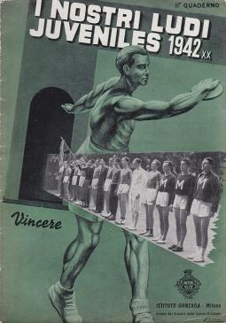 I nostri ludi Juveniles 1942 XX II? Quaderno