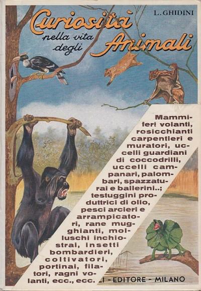 Curiosità nella vita degli animali - Ghidini Luigi