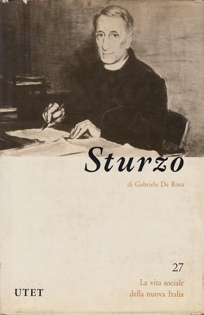 Sturzo - De Rosa Gabriele