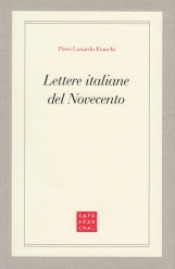 Lettere italiane del Novecento
