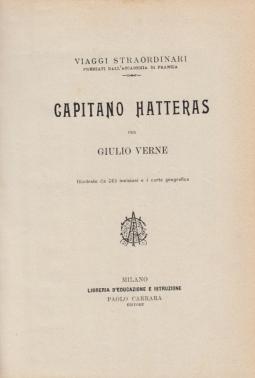 Capitano Hatters