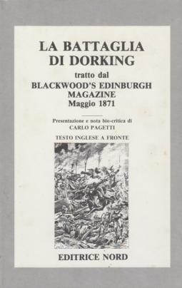 La battaglia di Dorking tratto dal Blackwood's Edinburg Magazine