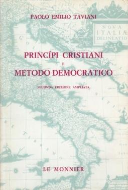 Principi Cristiani e metodo democratico