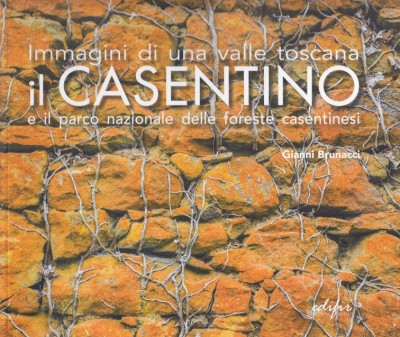 Immagini di una valle toscana. il casentino e il parco naturale delle foreste casentinesi - Brunacci Gianni