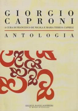 Giorgio Caproni Antologia