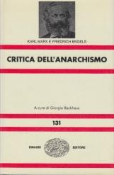 Critica dell'anarchismo