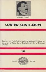 Contro Sainte-Beuve