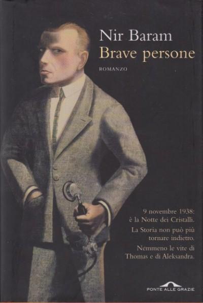 Brave persone - Baram Nir
