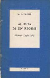 Agonia di un regime Gennaio-Luglio 1943