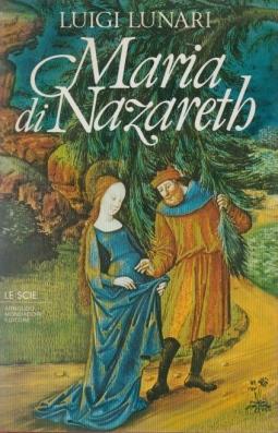 Maria di Nazareth con dedica autografa dell'autore