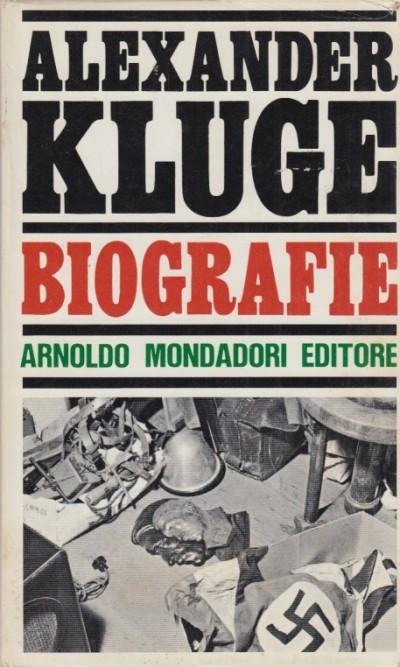 Biografie - Kluge Alexander