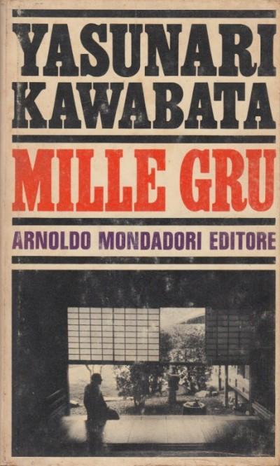 Mille gru - Yasunabi Kawabata