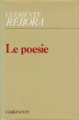 Le poesie Prima edizione 1988
