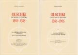 Olschki Un secolo di editoria 1886-1986 Volume I La libreria antiquaria editrice Leo S. Olschki (1886-1945) - Volume II La casa editrice Leo S. Olschki (1946-1986)