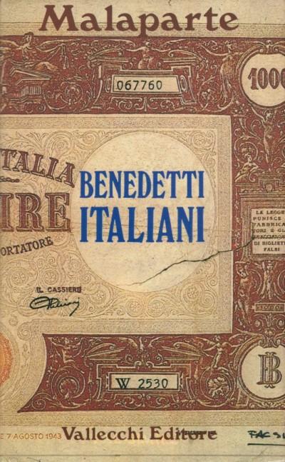 Benedetti italiani - Malaparte Curzio