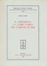 Il priorista e i libri d'oro del comune di Pisa