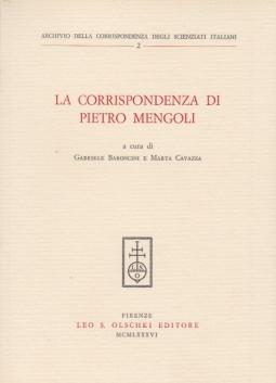 La corrispondenza di Pietro Mengoli