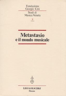 Metastasio e il mondo della musica