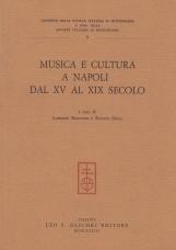 Musica e cultura a Napoli dal XV al XIX secolo
