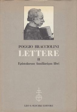 Lettere II Epistolarum Familiarium Libri