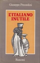 L'Italiano inutile