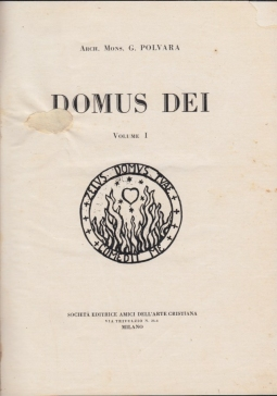 Domuse Dei [Manuale di arte cristiana]