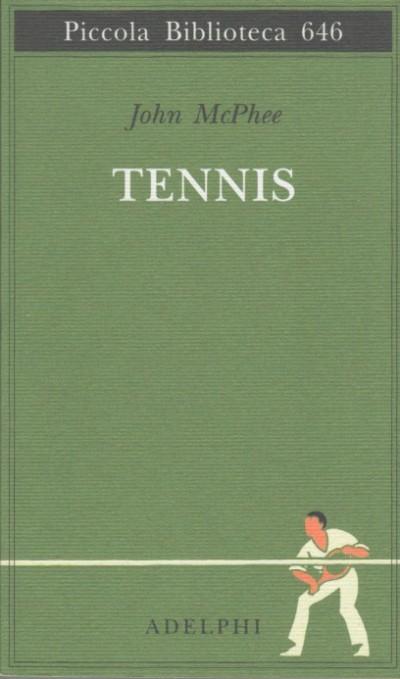Tennis - Mcphee John