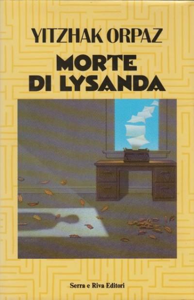 Morte di lysanda - Yitzhak Orpaz