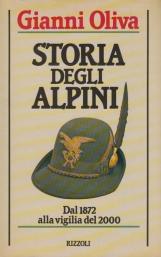 Storia degli alpini Dal 1872 alla vigilia del 2000