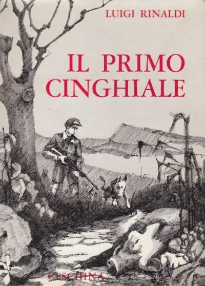 Il primo cinghiale - Rinaldi Luigi
