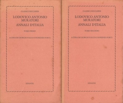 Annali d'italia - Muratori Ludovico Antonio