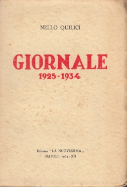 Giornale 1925-1934