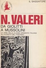 Da Giolitti a Mussolini. La crisi della classe dirigente italiana all'avvento del fascismo