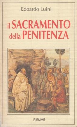 Il Sacramento della penitenza