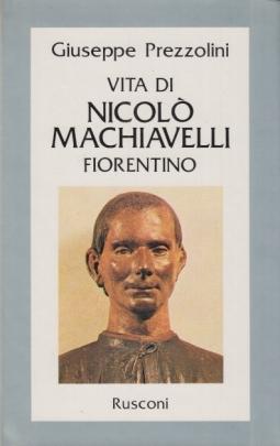 Vita di Nicolò Machiavelli fiorentino
