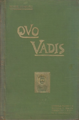 Quo Vadis Racconto storico dei tempi di Nerone versione italiana di Federigo Verdinois